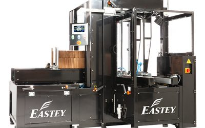 Eastey Automatic Case Erectors Offer An Efficient & Cost Effective Alternative to Manual Case Forming & Taping
